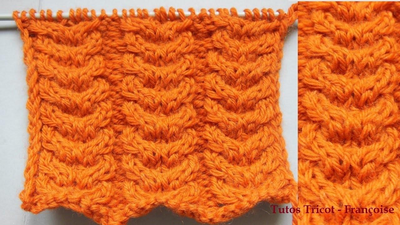 Tuto tricot point torsade 8 mailles epi de bl apprendre tricoter une torsade 8 mailles - Apprendre a tricoter gratuitement ...