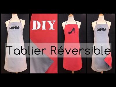 Coudre un Tablier Réversible - Tuto Couture DIY
