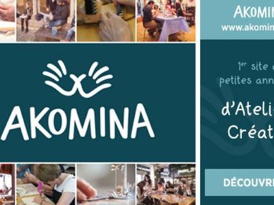 [ DIY ] Akomina : la nouvelle plateforme collaborative française d'ateliers créatifs