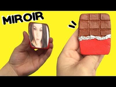 Reva ytb ┃DIY miroir de poche tablette de chocolat