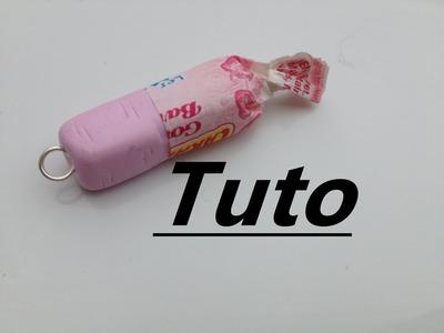 Tuto Fimo - Carambar