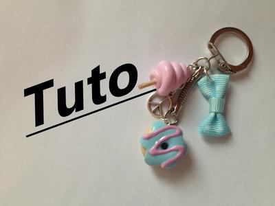 Tuto Montage - Porte-clés