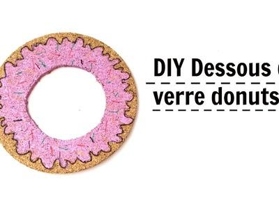 DIY  || Dessous de verre Donuts ||