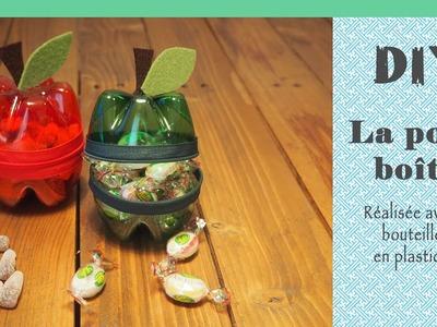 DIY - La Pom'boîte - Astuce avec Bouteilles en Plastique