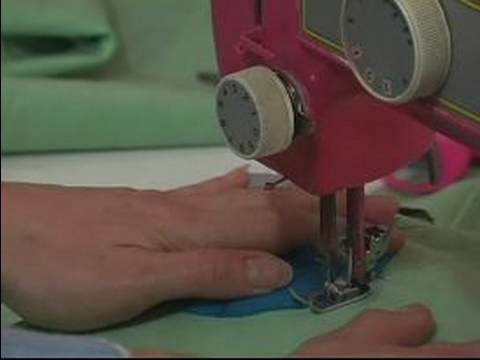 Making Your Own Appliquéd Throw Pillows : How to Sew Appliqué to a Throw Pillow