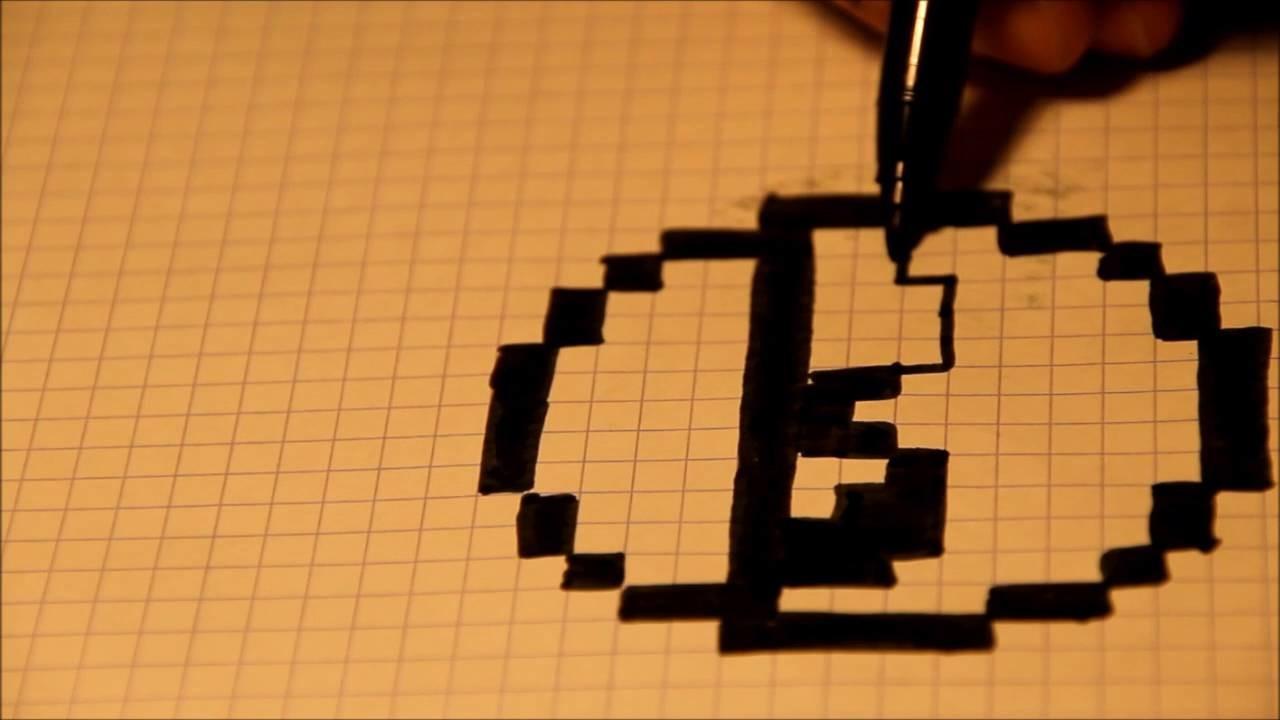 Comment Dessiner Un Smiley En Pixel Art