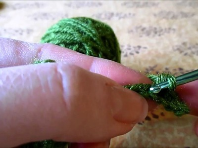 Comment faire un trèfle au crochet