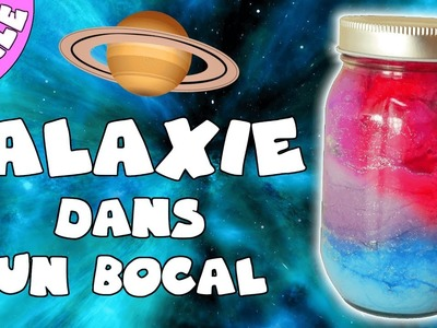 KIDI CRAFT 07 - GALAXIE DANS UN BOCAL
