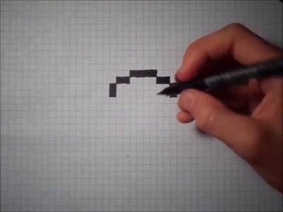 PREMIÈRE VIDÉO Pixel Art : Pokeball