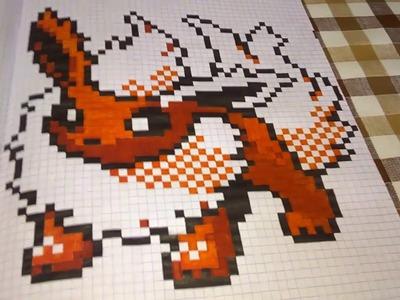 Mes pixel art + Nouvelles de Capucine et Tigresse