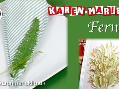 Ferns - Farnen - Fougéres - Bregner
