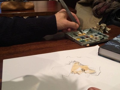 """Comment j'ai dessiné """"Les voyages d'Ulysse"""", la leçon de dessin d'Emmanuel Lepage"""