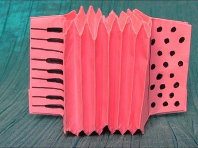 Origami : Accordéon