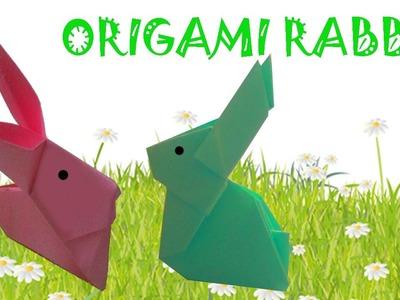 Origami facile - Lapin en Papier