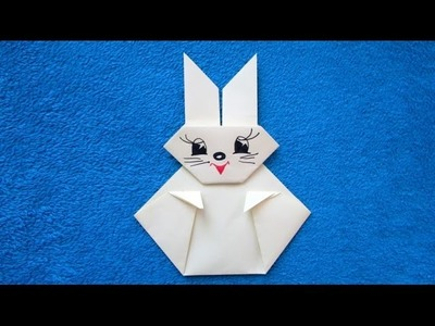 Origami facile enveloppe coeur my crafts and diy projects - Origami lapin facile ...