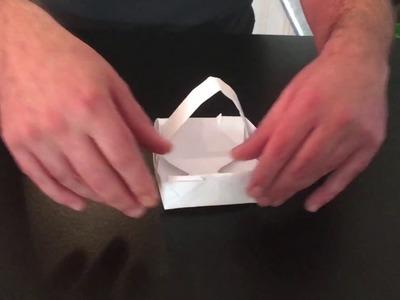 Pliage Origami facile #3