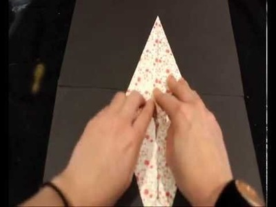 Tutoriel Vidéo: sapin en origami