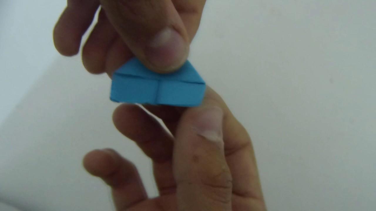 La piece de base origami 3D