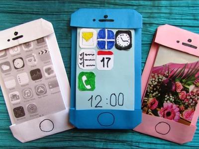 Origami facile : iPhone, smartphone, téléphone portable