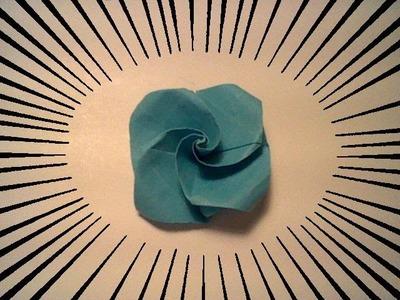 Origami - Petite fleur