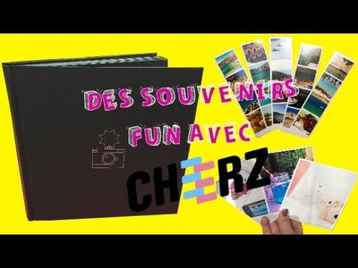 Reva ytb ┃DIY album photo (idée cadeau) + Code promo