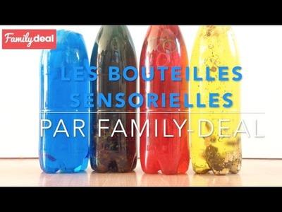 DIY : Fabriquer des bouteilles sensorielles