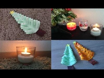 ✂ DIY Noël : Décoration Fête pas cher ✂