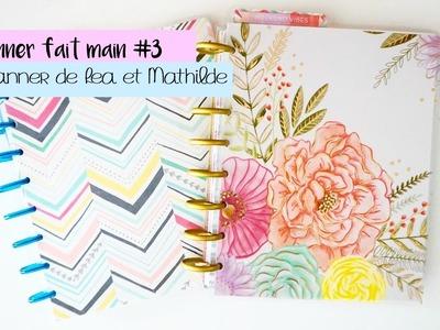 Planner fait main #3 - Planners de Léa et Mathilde
