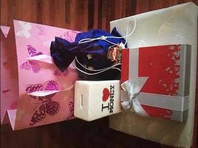 [ DIY NOËL n°5 ] : 3 astuces pour emballer vos cadeaux + 2 idées cadeaux