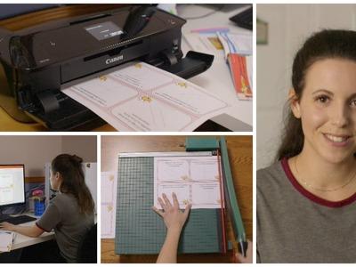 DIY de prof | Comment faire des cartes à tâches
