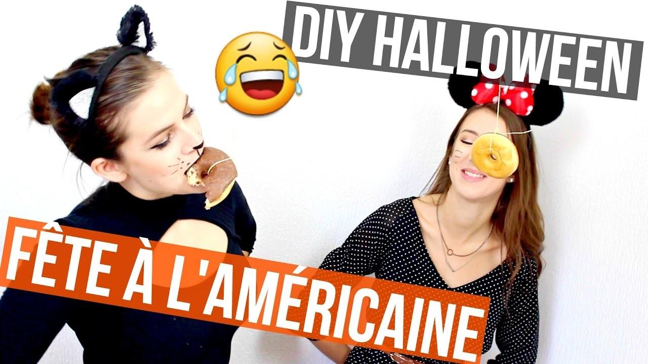 DIY Halloween de dernière minute - Deguisements, Deco, Jeux