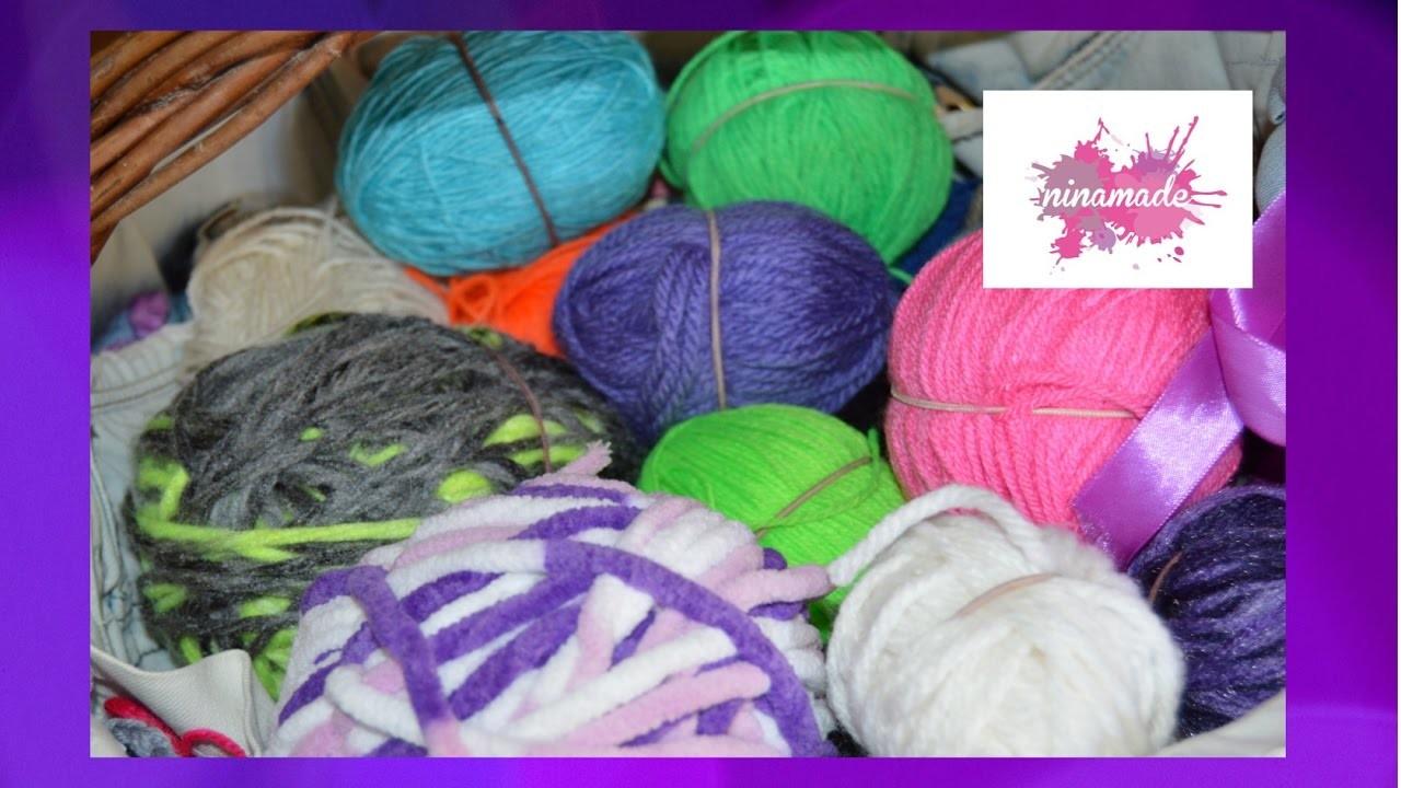 DIY. 3 Idées Pour Identifier Vos Laines.3 Ideas To Recognize Your Wool