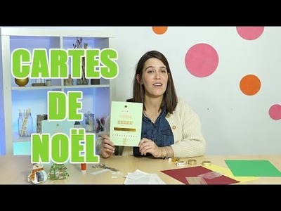 DIY : carte de noël