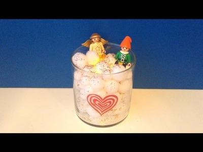 [DIY n°2] Décoration lumineuse pour Noël