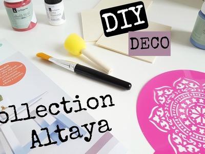 DIY DÉCO. CUSTOMISATION AVEC LA COLLECTION CHALK PAINT ALTAYA