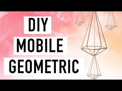 DIY MOBILE POLYGONE - DIY HIMMELI