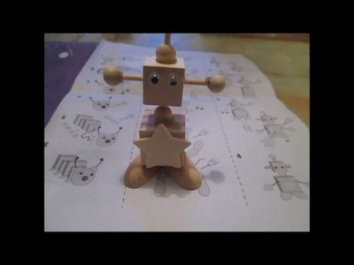 On teste les jeux de chez Action ; Fun craft jeu de perle Robo.