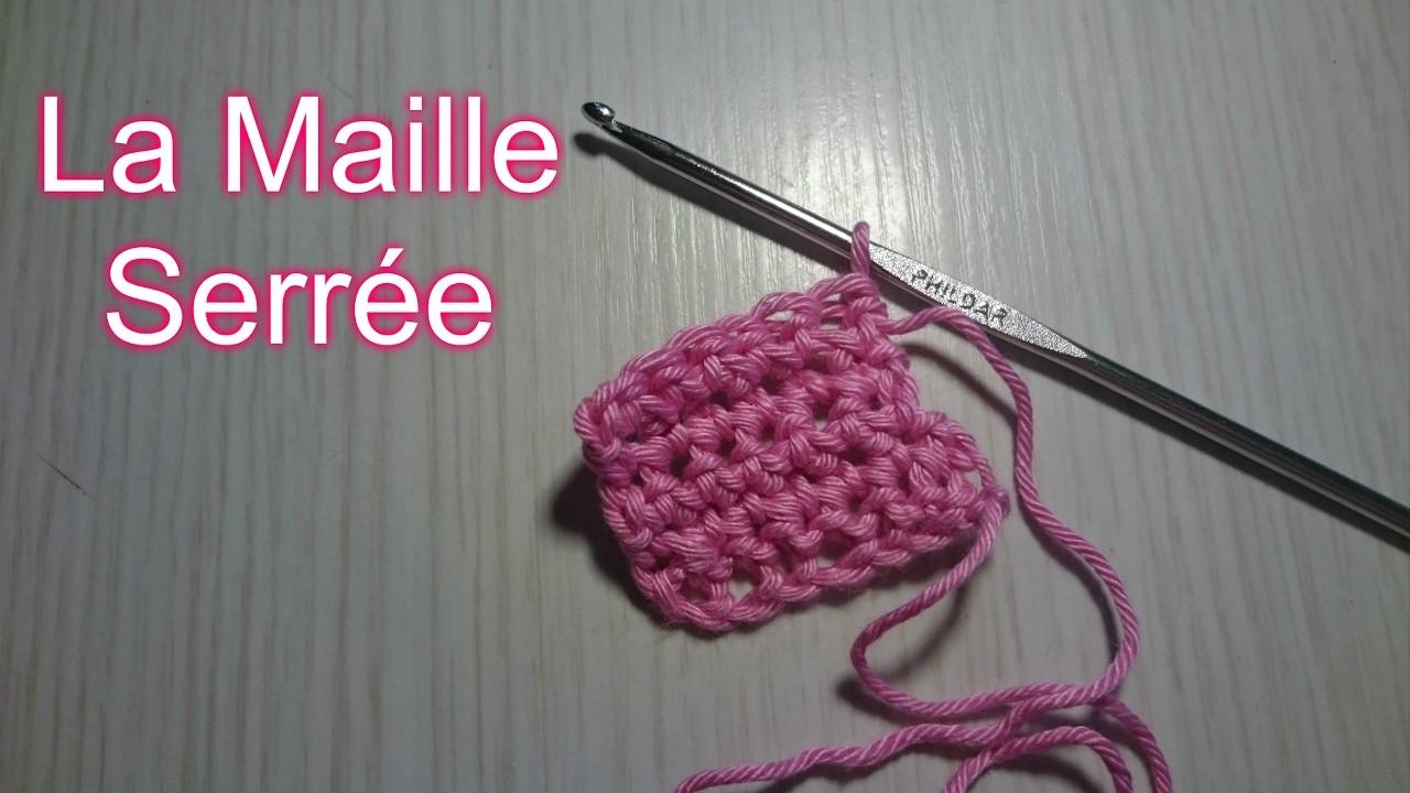 crochet tuto crochet le on n 2 mailles serr e tuto lettre p au crochet sp cial gaucher. Black Bedroom Furniture Sets. Home Design Ideas