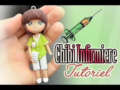 Tuto fimo - Chibi Infirmière Polymer clay