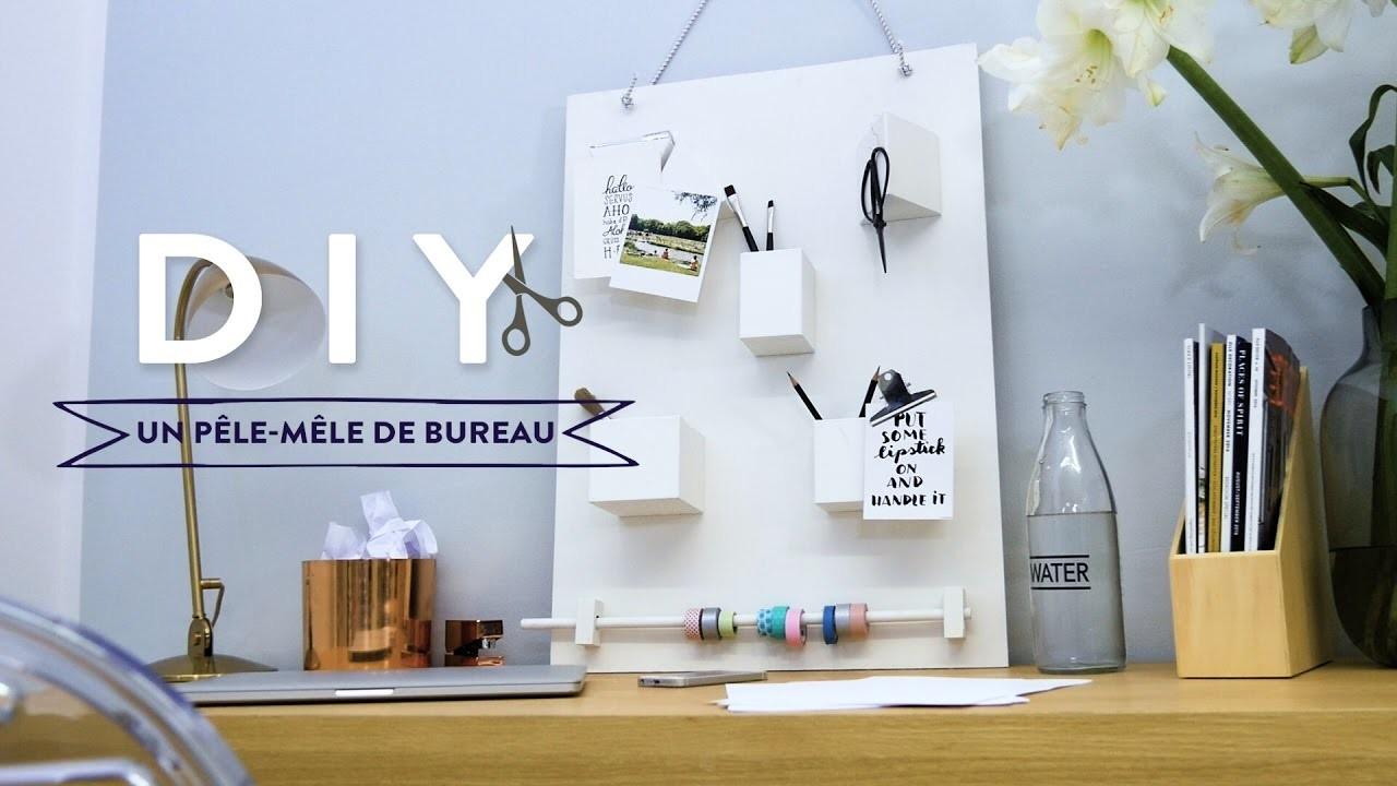 Un pêle-mêle de bureau - DIY Westwing France