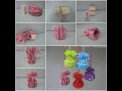 - DIY - Bonnet en laine pour Noël