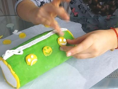 DIY. TROUSSE MANGEABLE!!))FOURNITURES SCOLAIRES ! REALISE PAR SABINA