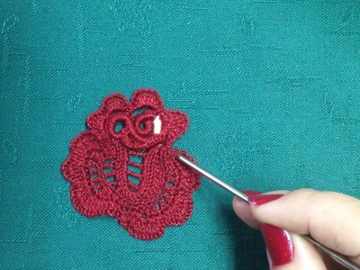 Video Nº15.3 CROCHET IRLANDES
