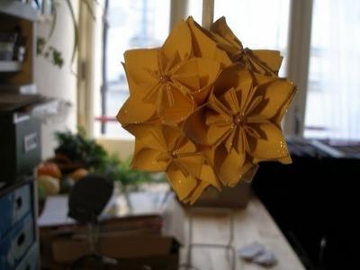[Noel] n°2 : Déco pour sapin: boule fleur