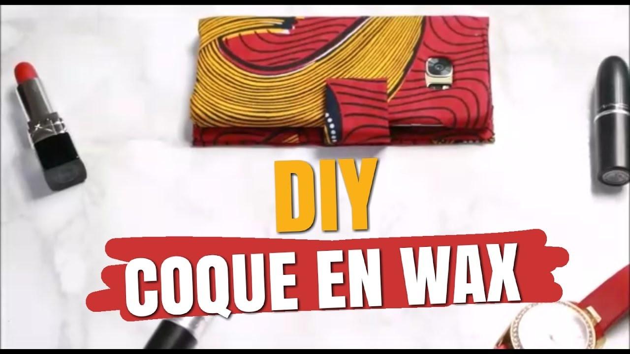 DIY COQUE EN WAX || L'atelier de princesse