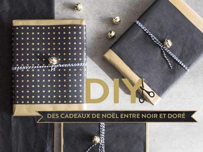 Emballages cadeaux de Noël – DIY Westwing France