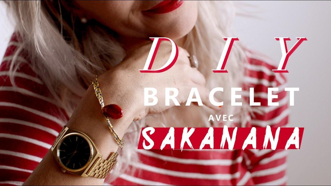 jour 13   comment faire un bracelet
