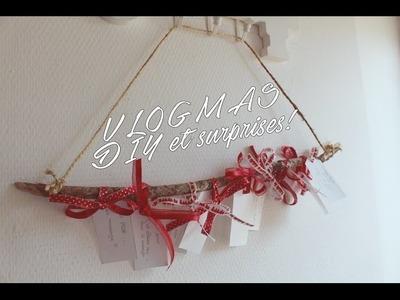 ♥♥♥ VLOGMAS semaine! DIY plein d'amour et surprise  ♥♥♥