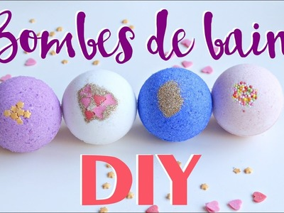 DIY ♡ Bombes de bain maison (mieux que Lush)