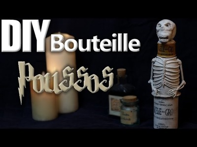 DIY - Bouteille de Poussos ( Skele-Gro )